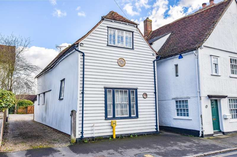 2 Bedrooms Detached House for sale in Thaxted, Essex
