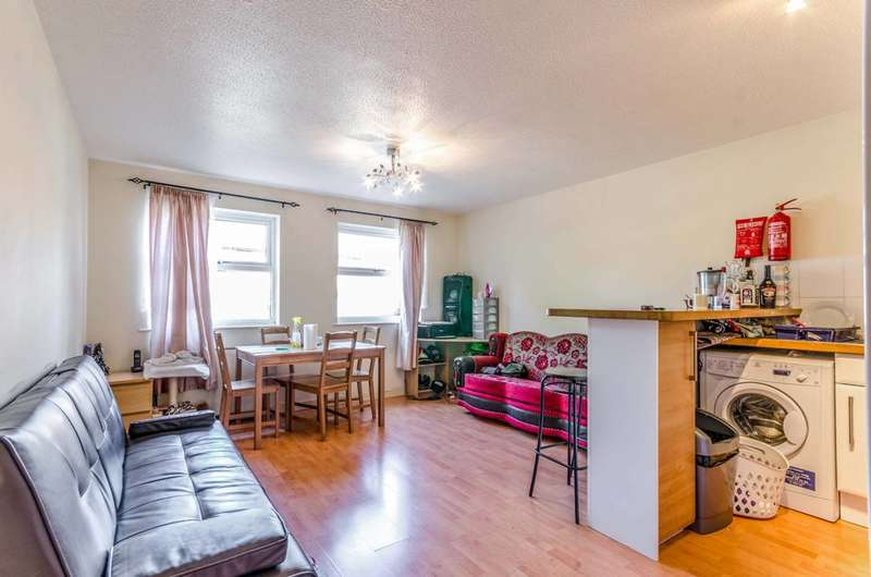 1 Bedroom Flat for sale in Boultwood Road, Beckton, E6