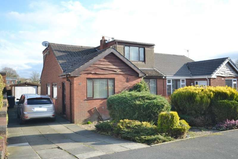3 Bedrooms Semi Detached House for sale in Balcarres Avenue, Whelley, Wigan, WN1 3UX