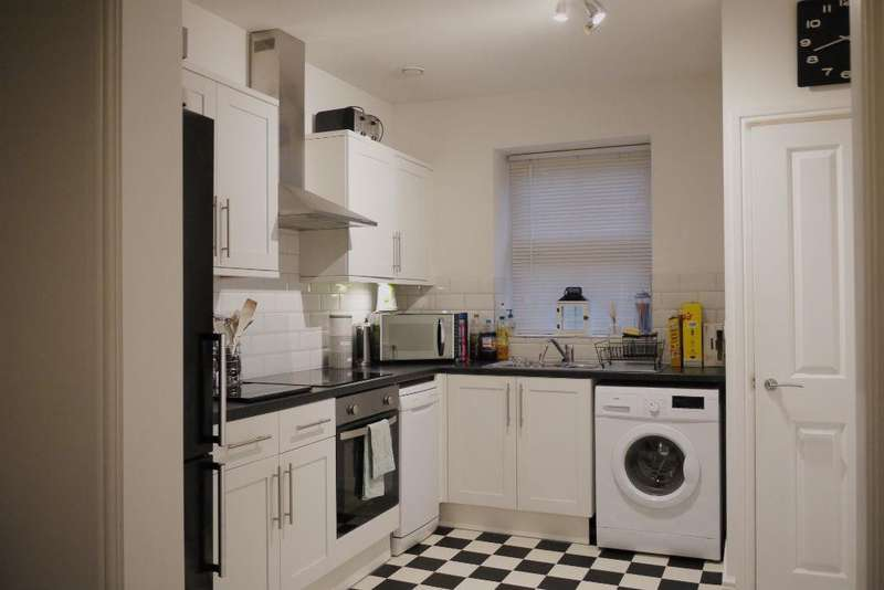2 Bedrooms End Of Terrace House for sale in Tonbridge Road, Maidstone, ME16