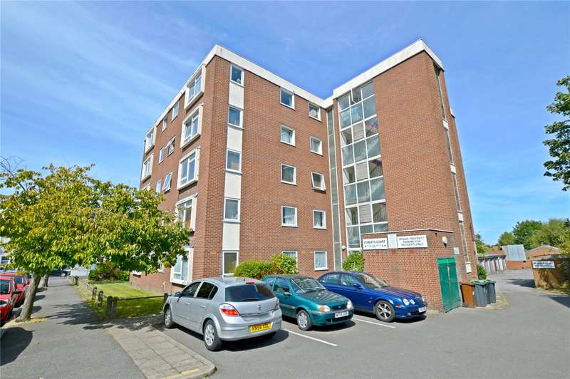2 Bedrooms Apartment Flat for sale in Roberts Court, Maple Road, London