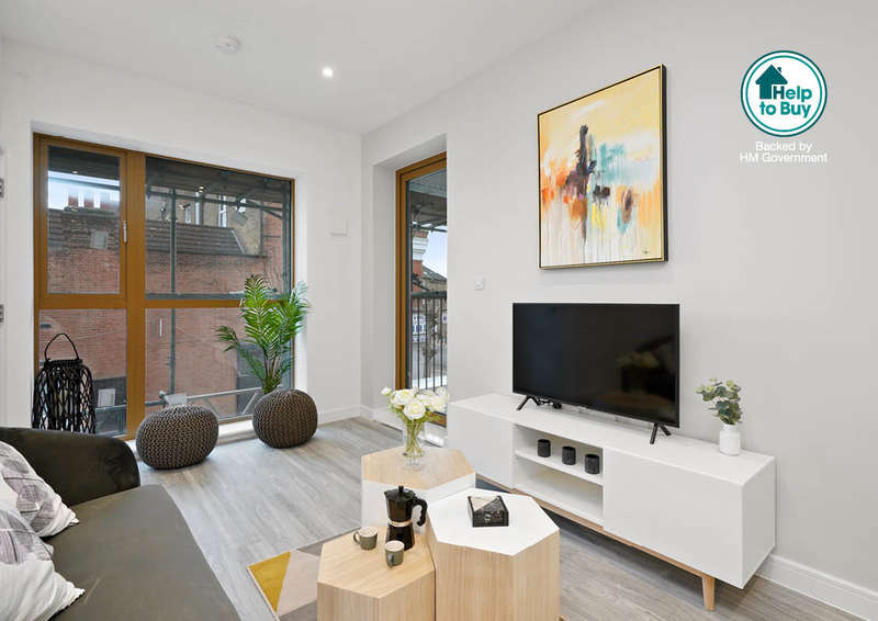 1 Bedroom Apartment Flat for sale in Flat 4, 225 Streatham Road, Streatham