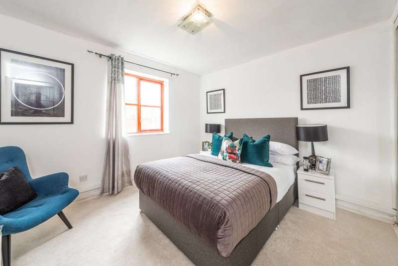 2 Bedrooms Flat for sale in Gratton Terrace, Cricklewood, NW2