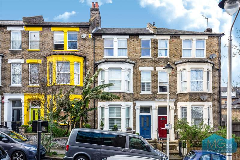 5 Bedrooms Terraced House for sale in Lupton Street, Kentish Town, London, NW5
