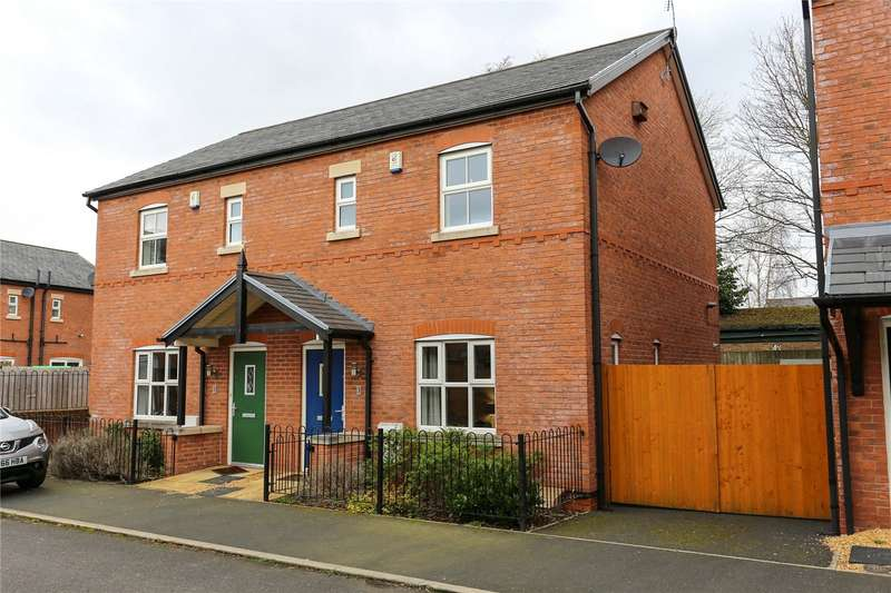 3 Bedrooms Semi Detached House for sale in Gartmore Close, Northenden, Manchester, M22