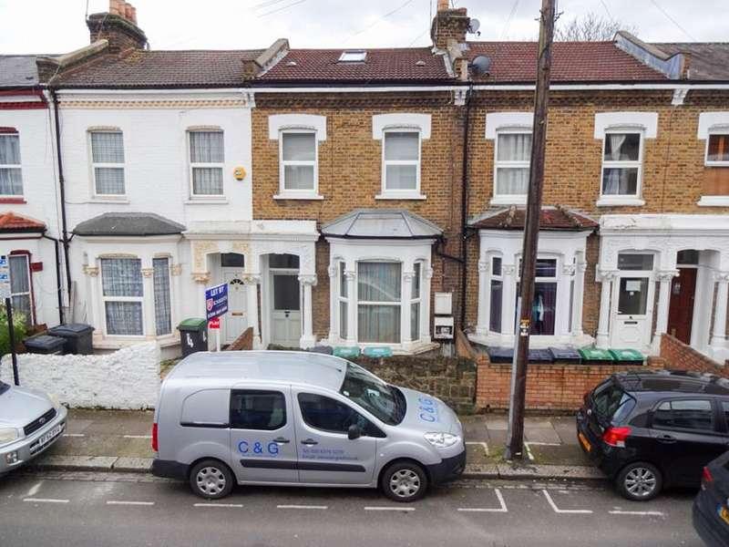 1 Bedroom Flat for sale in Newlyn Road, London, N17