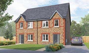 3 Bedrooms House for sale in The Lanes, Bar Lane, Knaresborough