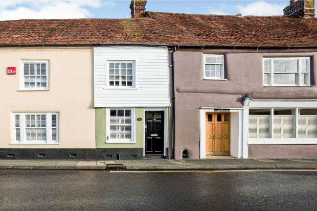 1 Bedroom Terraced House for sale in Westbourne, Emsworth, West Sussex