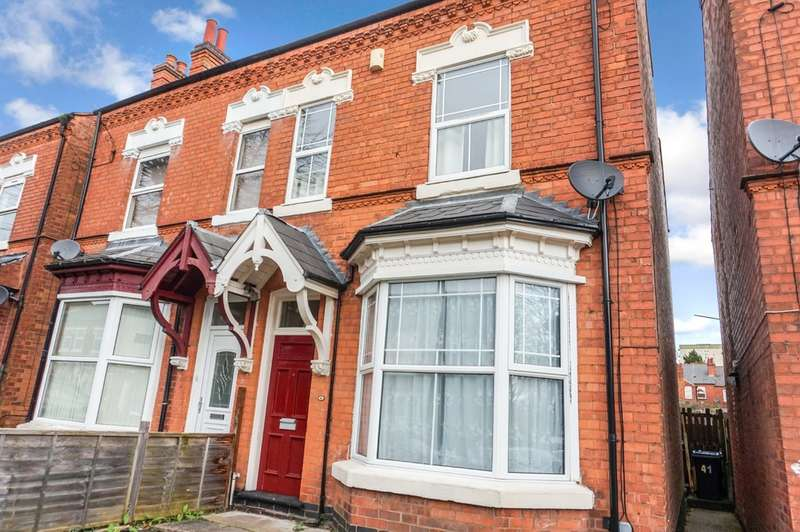3 Bedrooms Semi Detached House for sale in Norfolk Road, Erdington