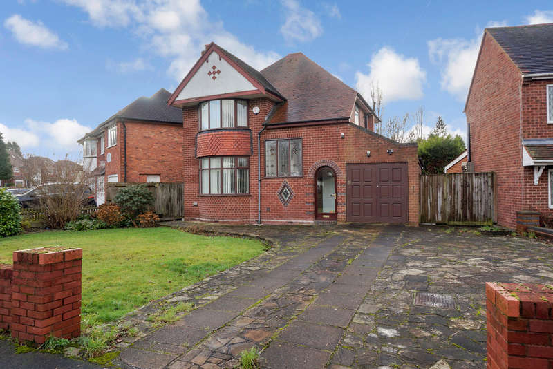 3 Bedrooms Detached House for sale in Brookhouse Road, Walsall