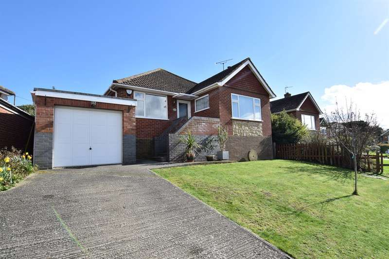 2 Bedrooms Detached Bungalow for sale in St. Marks Close, Whitstable