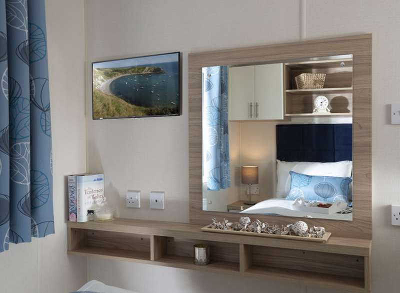 2 Bedrooms Caravan Mobile Home for sale in St Helens Coastal Resort, Isle Of Wight
