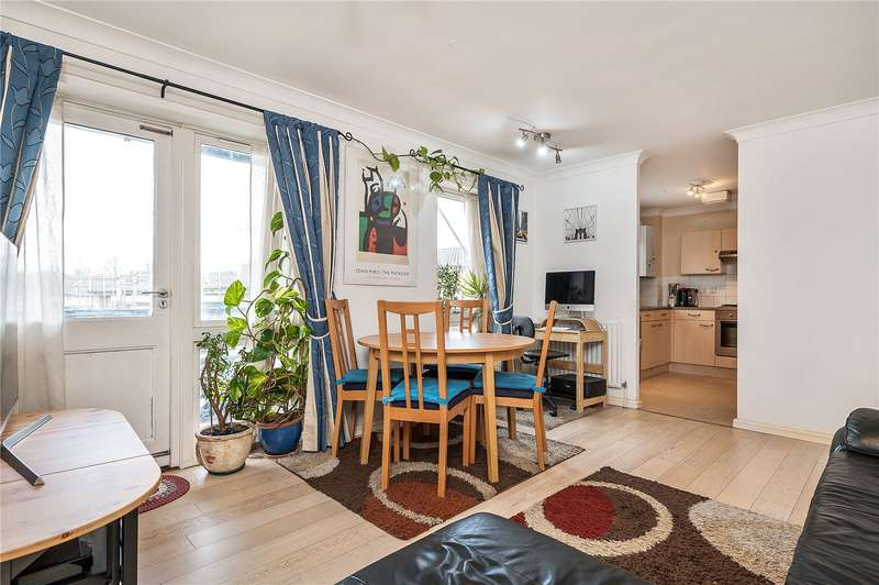2 Bedrooms Flat for sale in Church Road,, Islington, London