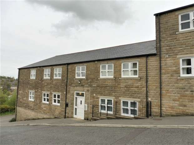 1 Bedroom Flat for sale in Ivegate, Colne, Lancashire