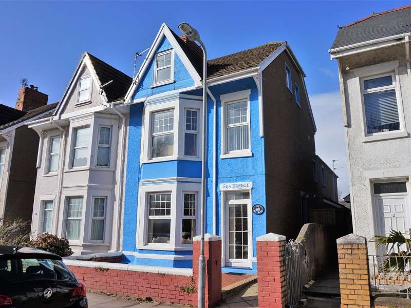 6 Bedrooms Semi Detached House for sale in 54 Victoria Avenue, Porthcawl, Bridgend, Bridgend County. CF36 3HE