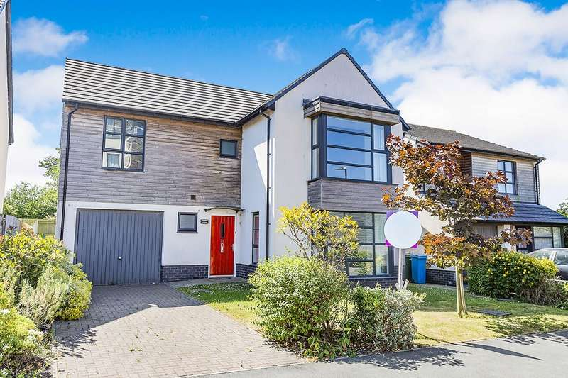 4 Bedrooms Detached House for sale in Nightingale Way, Catterall, Preston, Lancashire, PR3