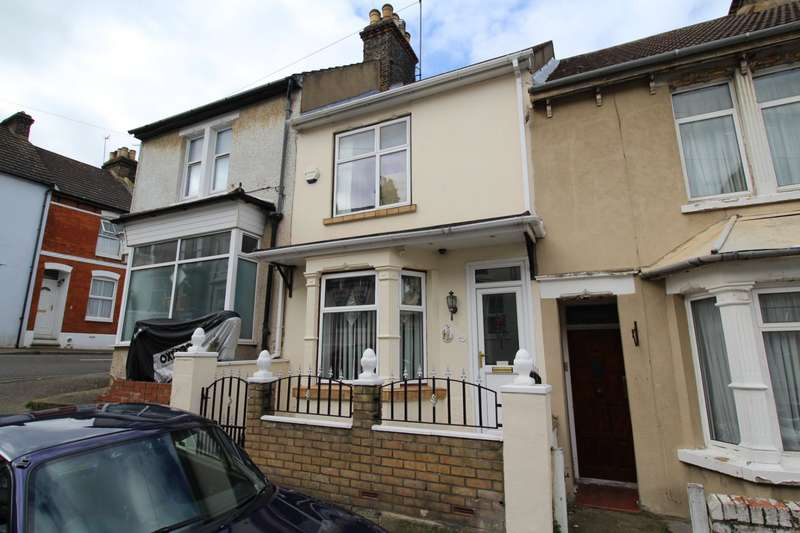 3 Bedrooms House for sale in Sturla Road, Chatham, Kent, ME4