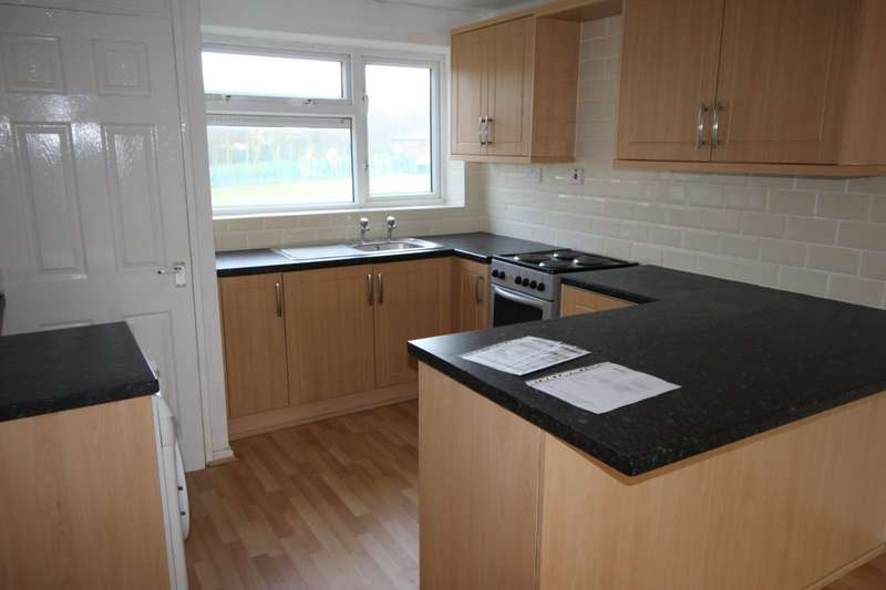 2 Bedrooms Apartment Flat for sale in Cornbrook, Skelmersdale, Lancashire, WN8