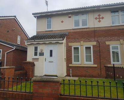 3 Bedrooms Semi Detached House for sale in Cedar View, Ashton-Under-Lyne, Tameside, Greater Manchester