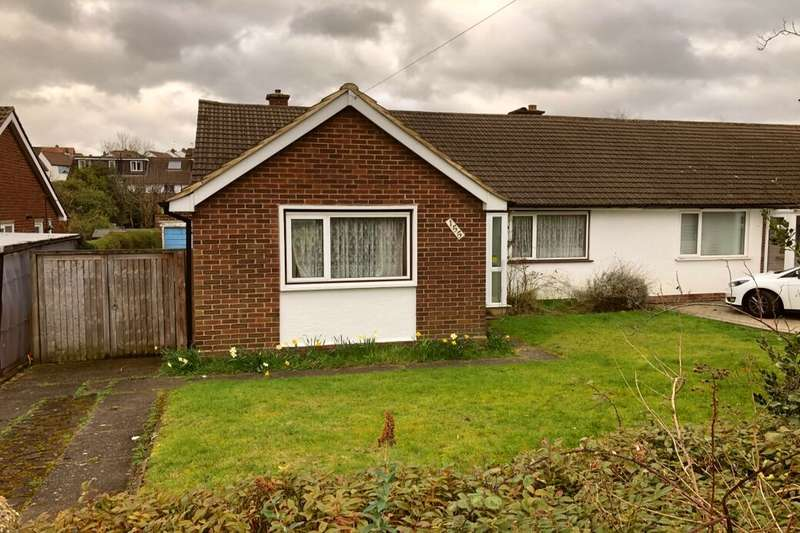 3 Bedrooms Semi Detached Bungalow for sale in Tubbenden Lane, Orpington, BR6