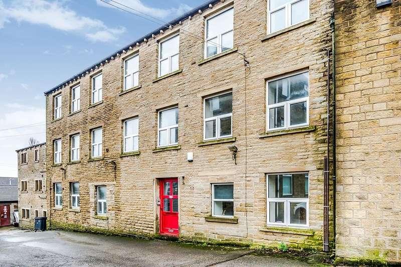 1 Bedroom Flat for rent in Station Road, Skelmanthorpe, Huddersfield, HD8