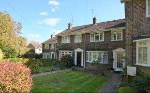 3 Bedrooms Terraced House for sale in Brecon Rise, Quantock Drive, Ashford, Kent