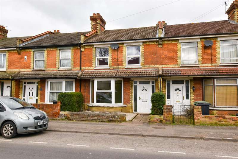 2 Bedrooms Terraced House for sale in Tovil Road, Maidstone