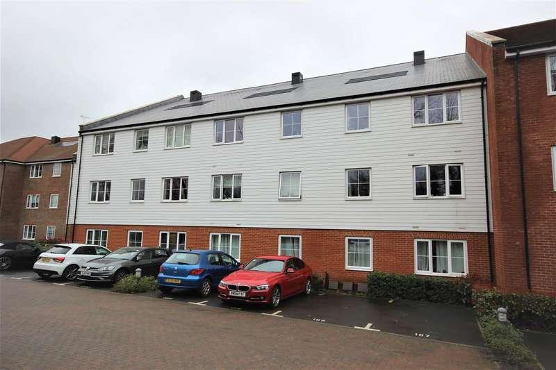 2 Bedrooms Flat for sale in Mere Road, Dunton Green, Sevenoaks