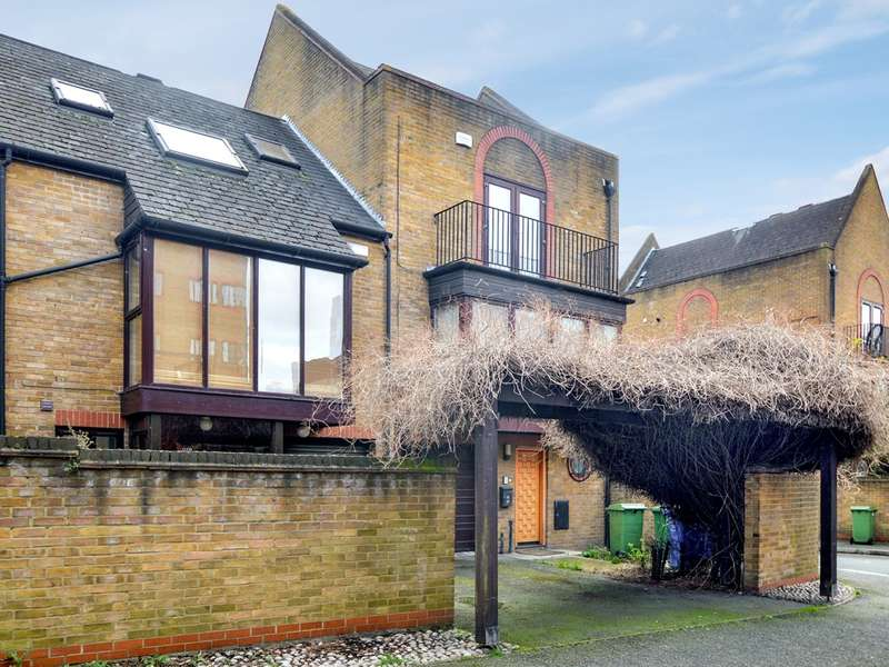 4 Bedrooms Terraced House for sale in Rotherhithe Street, Rotherhithe SE16