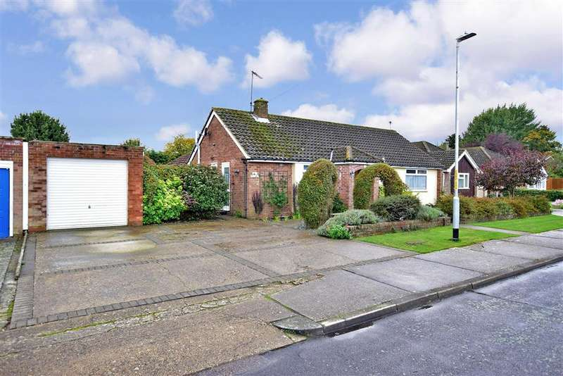 3 Bedrooms Detached Bungalow for sale in Hill Brow, , Sittingbourne, Kent