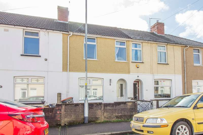 3 Bedrooms Terraced House for sale in Marshfield Street, Newport, NP19