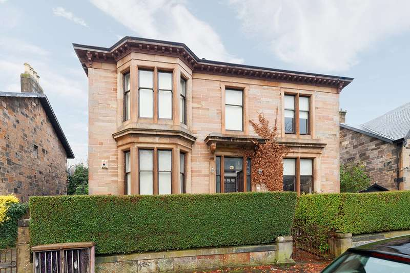 11 Bedrooms Detached House for sale in Craigpark Terrace, Dennistoun, G31 2LZ