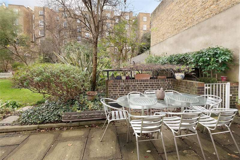 2 Bedrooms Maisonette Flat for sale in The Limes, 34-36 Linden Gardens, London, W2