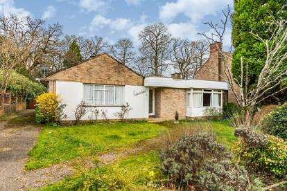 3 Bedrooms Bungalow for sale in Chandlers Ford, Eastleigh, Hampshire