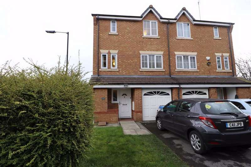 4 Bedrooms Semi Detached House for sale in Chelsfield Grove, Chorlton, Manchester, M21