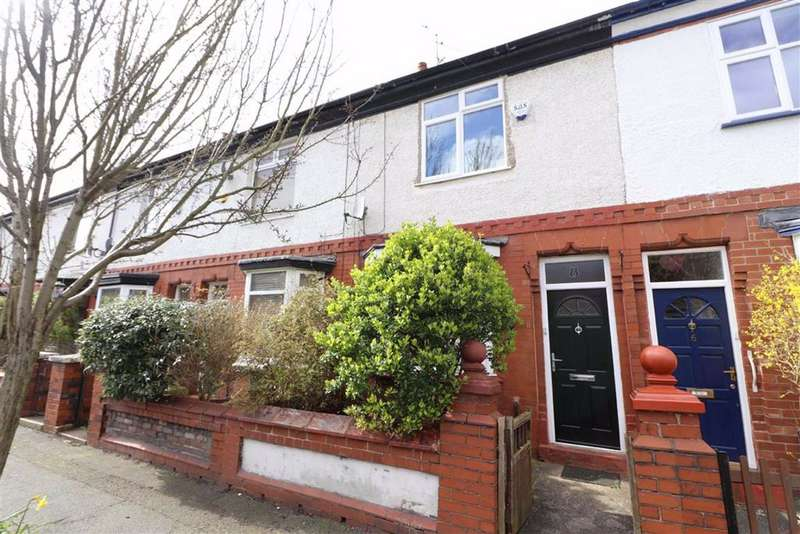 2 Bedrooms Terraced House for sale in Provis Road, Chorlton Green, Manchester, M21
