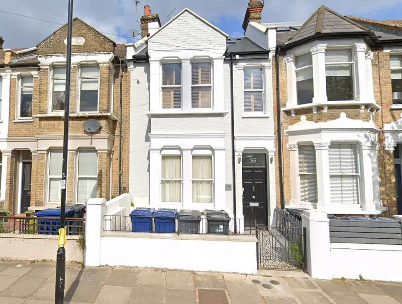 1 Bedroom Flat for sale in Leythe Road, Acton, W3