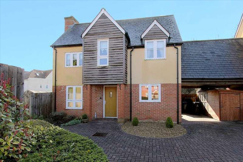 3 Bedrooms Link Detached House for sale in St James Street, Ludgershall, Ludgershall