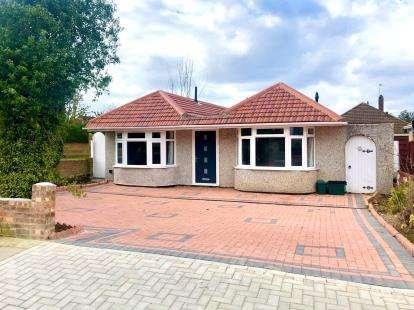 4 Bedrooms Bungalow for sale in Allington Road, Orpington, Kent