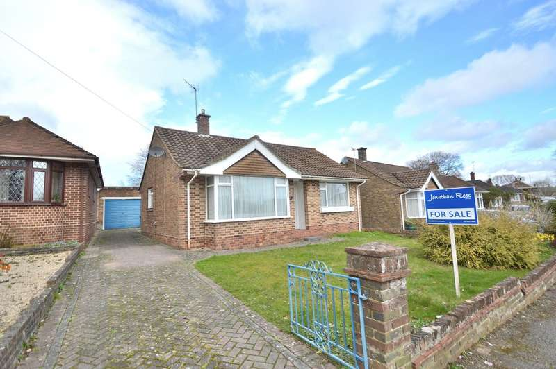 2 Bedrooms Detached Bungalow for sale in Peverells Road, Chandler's Ford