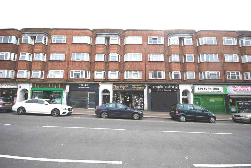 2 Bedrooms Flat for sale in Lea Bridge Road, Leyton
