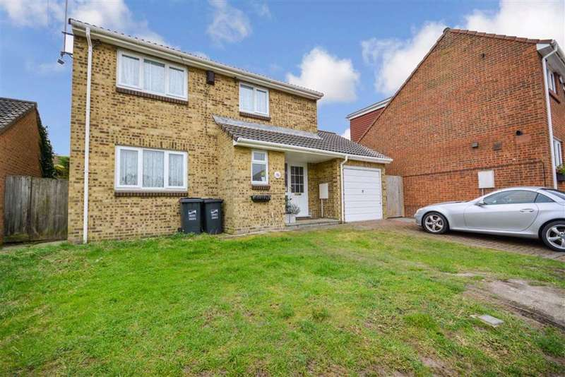 4 Bedrooms Detached House for sale in Ivychurch Gardens, Margate, Kent