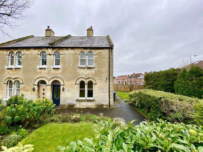 5 Bedrooms Semi Detached House for sale in Westbourne Gardens, Trowbridge, Wiltshire, BA14