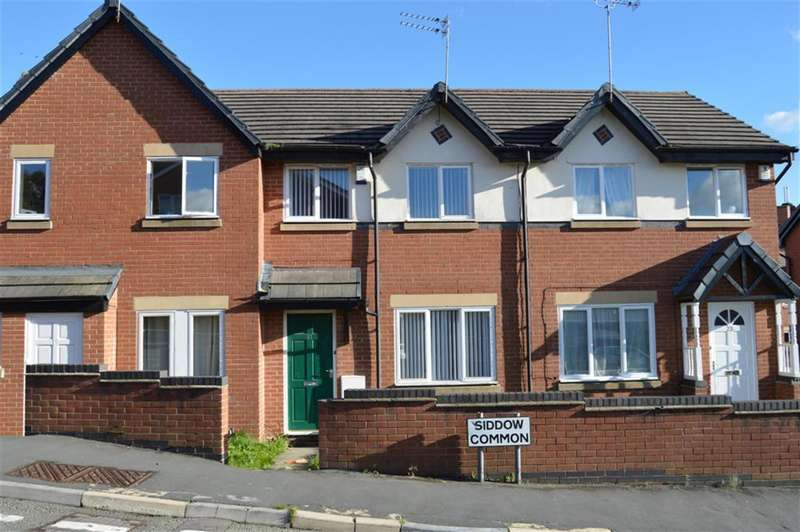 3 Bedrooms Semi Detached House for sale in Siddow Common, Leigh, Lancashire, WN7 3EN