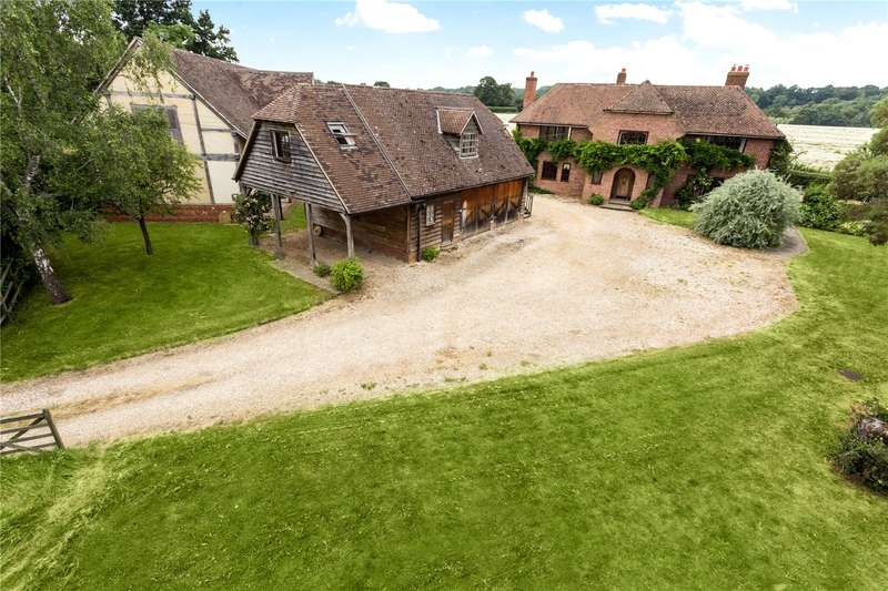 4 Bedrooms Detached House for sale in Thornford Road, Headley, Thatcham, Hampshire, RG19