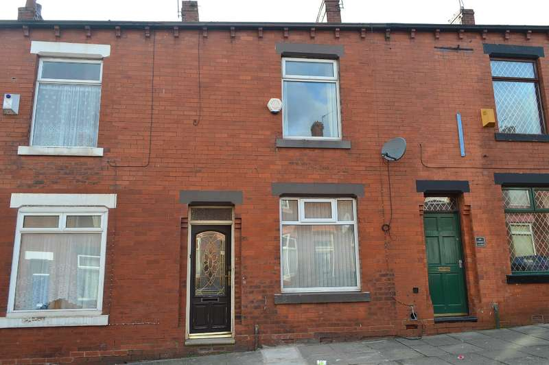 2 Bedrooms Terraced House for sale in Forest Street, Hathershaw, Oldham, OL8 3ER