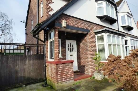3 Bedrooms Semi Detached House for rent in Burnside Drive, Burnage, Manchester