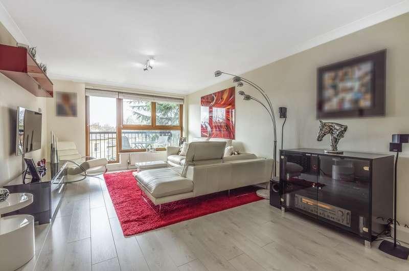 1 Bedroom Flat for sale in Fir Lodge, Putney, SW15