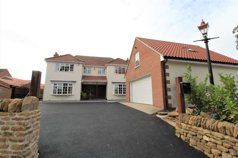 6 Bedrooms Detached House for sale in High Street, Great Gonerby, Grantham