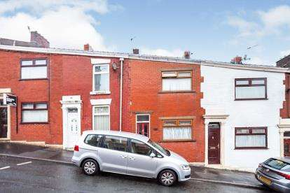 2 Bedrooms Terraced House for sale in Millham Street, Blackburn, Lancashire, ., BB1